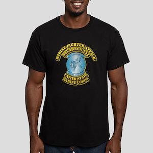 USMC - VMFA(AW) - 225 Men's Fitted T-Shirt (dark)