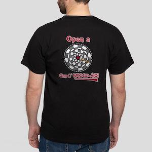 Can O' Whoop Ass Dart Shirt - Dark