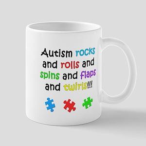Autism Rocks Mug