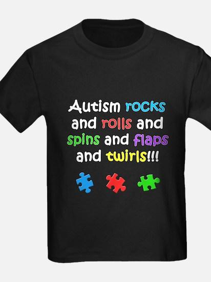 Autism Rocks T