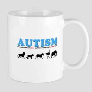 Autism, Around Since Noah Lin Mug