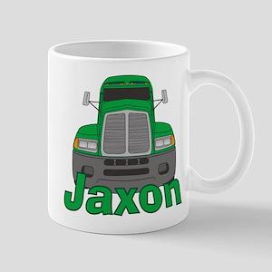 Trucker Jaxon Mug