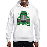 Trucker Jay Hooded Sweatshirt
