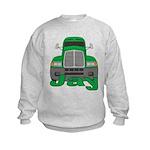 Trucker Jay Kids Sweatshirt