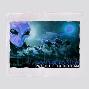 project bluebeam Throw Blanket