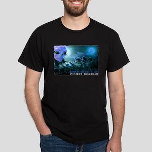 project bluebeam Dark T-Shirt