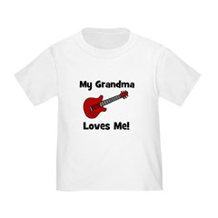 My Grandma Loves Me! w/guitar T