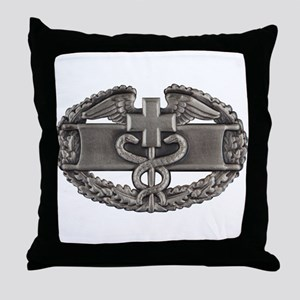 CFMB Throw Pillow