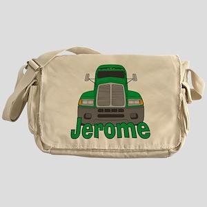 Trucker Jerome Messenger Bag