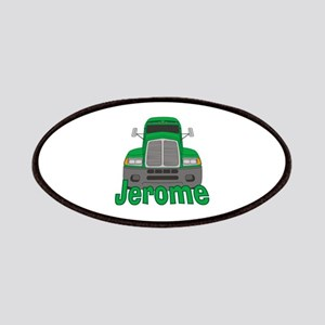 Trucker Jerome Patches