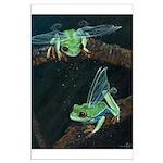 Wishing Frog II Large Poster