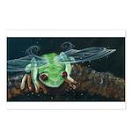 Wishing Frog II Postcards (Package of 8)