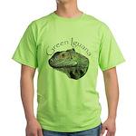 Green Iguana Green T-Shirt