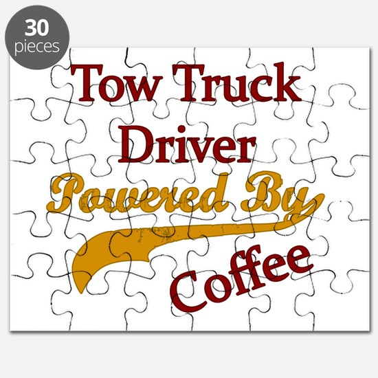 Cute Towing Puzzle