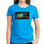 Wishing Frog II Women's Dark T-Shirt