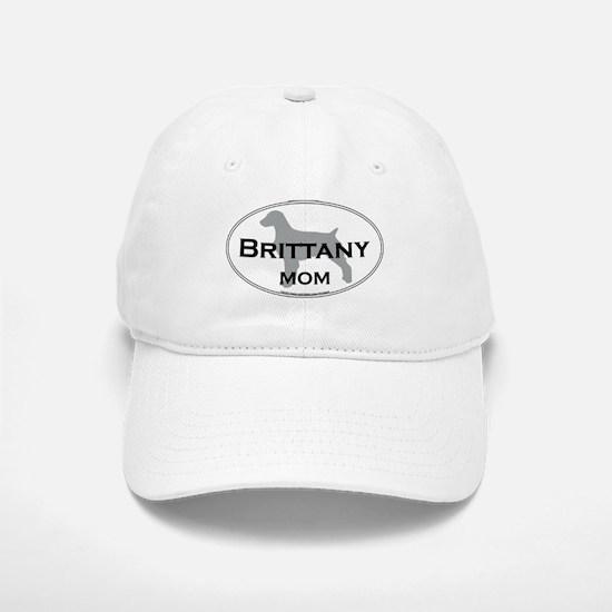 Brittany MOM Baseball Baseball Cap