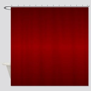 Barn Red Shower Curtain 01015 00003 R