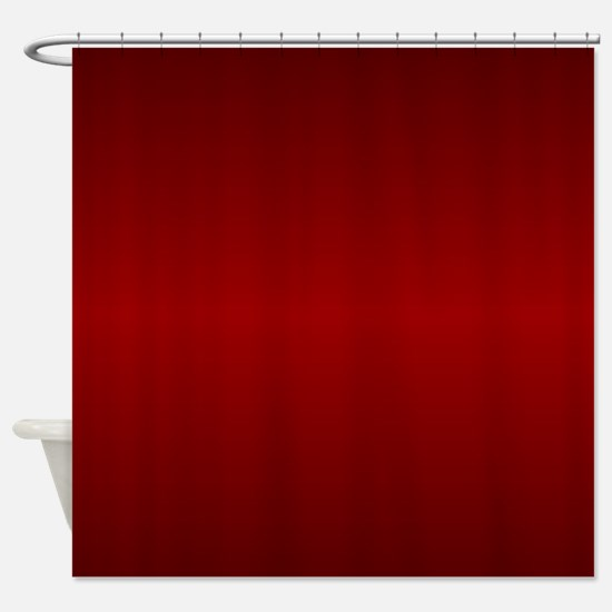 Barn Red shower curtain 01015_00003_r
