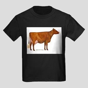Shorthorn Trans Kids Dark T-Shirt