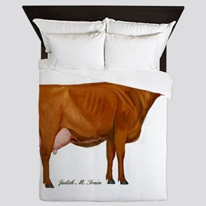 Shorthorn Trans Queen Duvet