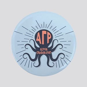 Alpha Gamma Rho Octopus Button