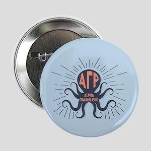"""Alpha Gamma Rho Octopus 2.25"""" Button (10 pack)"""