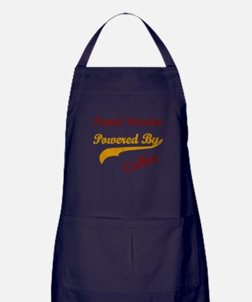 Cute Office workers Apron (dark)
