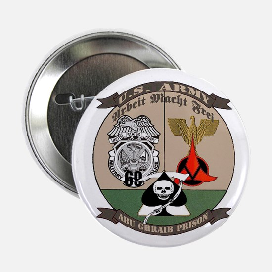 Iraq Military Prison Button