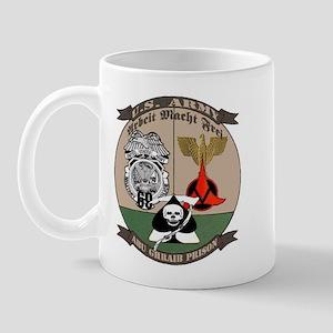 Iraq Military Prison Mug