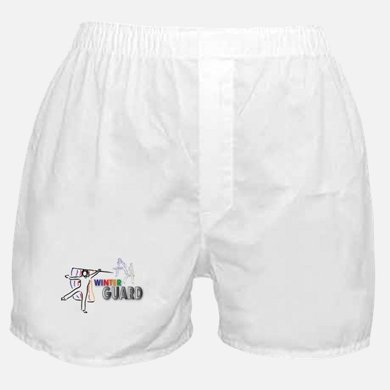 Unique Winter guard Boxer Shorts