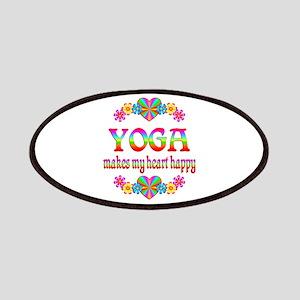 Yoga Happy Patches