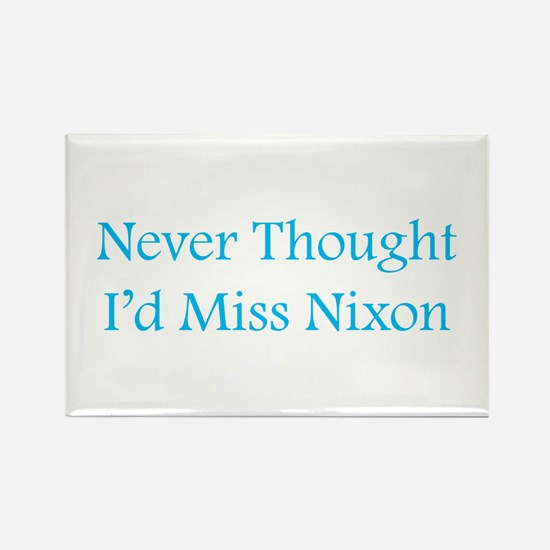 Miss Nixon Rectangle Magnet (100 pack)
