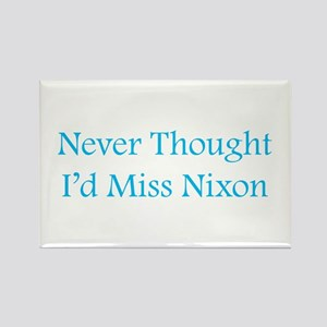 Miss Nixon Rectangle Magnet