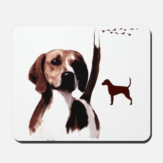 hound Mousepad