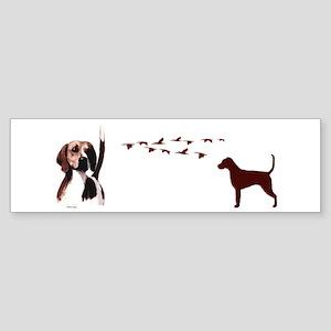 hound Sticker (Bumper)