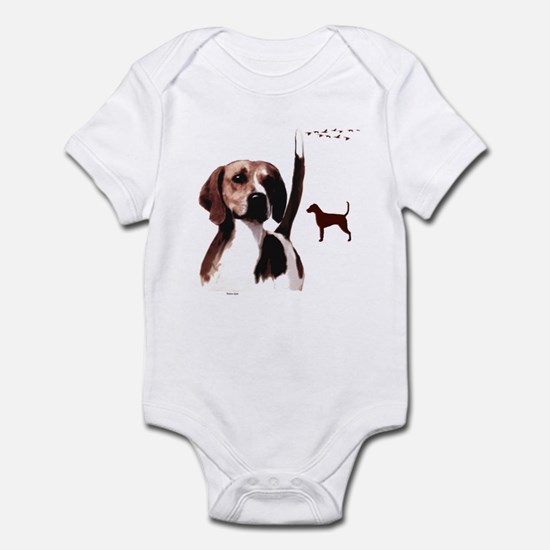hound Infant Bodysuit