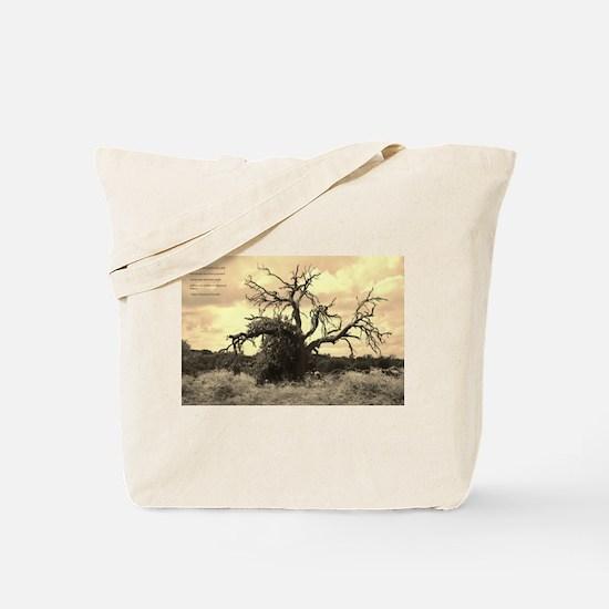 Texas Tree Tote Bag