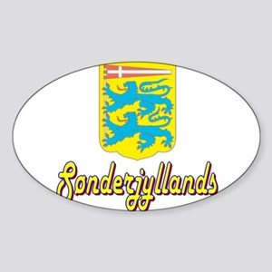 Sonderjyllands Oval Sticker