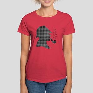 Sherlock Holmes - Women's Dark T-Shirt