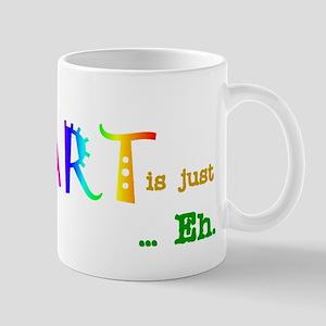 EarthWithoutArt 11 oz Ceramic Mug