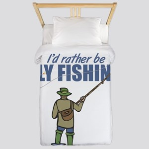 Fly Fishing Twin Duvet