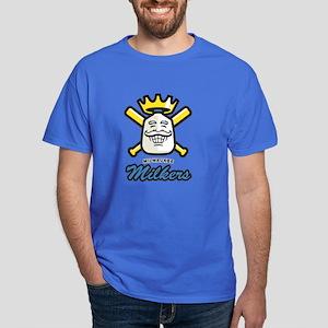 Milwaukee Milkers Dark T-Shirt