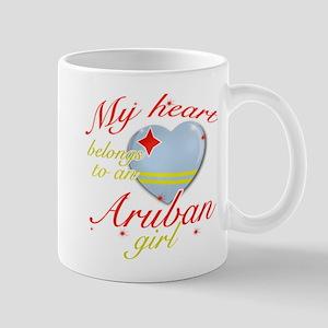 Aruban Valentine's designs Mug