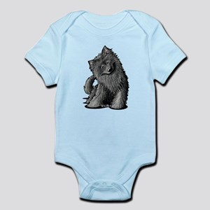 Belgian Sheepdog Infant Bodysuit