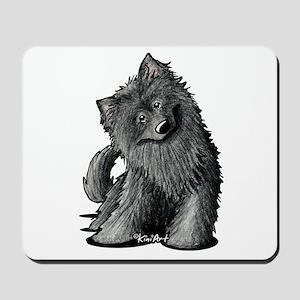 Belgian Sheepdog Mousepad