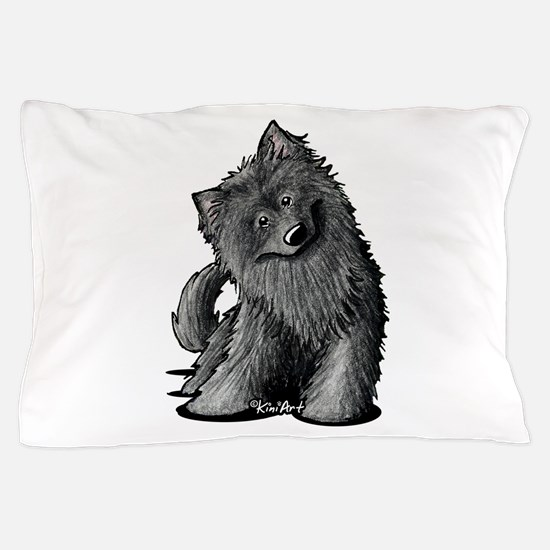 Belgian Sheepdog Pillow Case