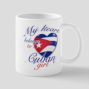 Cuban Valentine's designs Mug