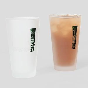 Tiki Island Princess Drinking Glass