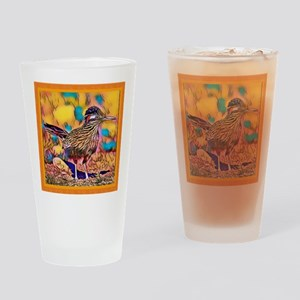 ROADRUNNER POP 1 Drinking Glass
