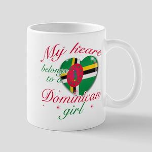 Dominican Valentine's designs Mug